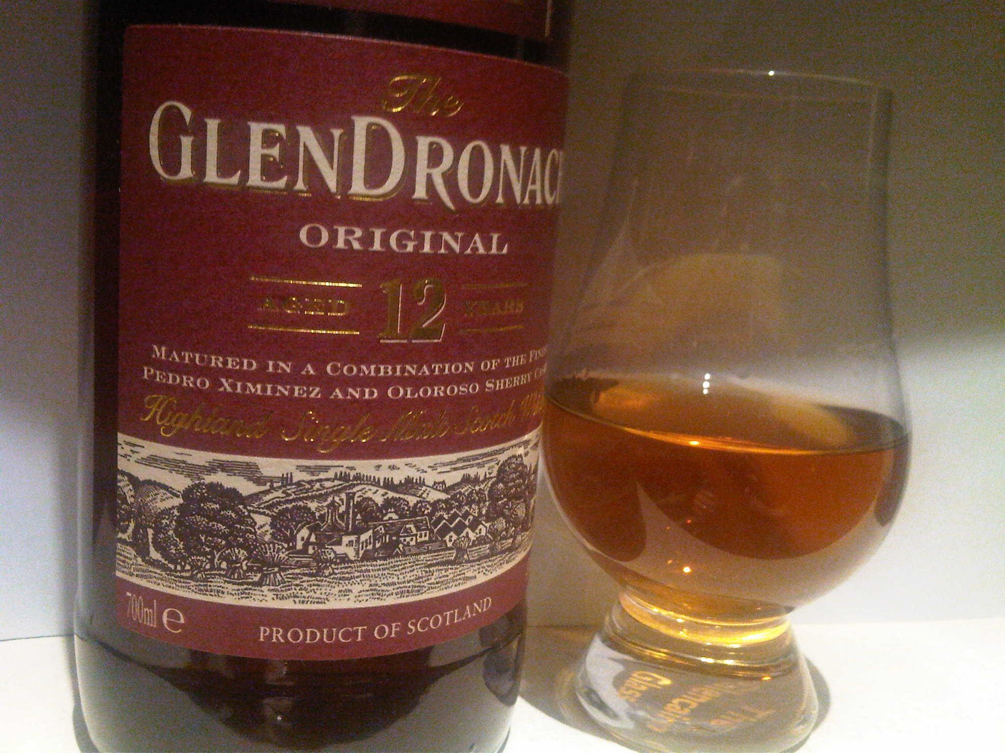 28/01/11 Glendronach 12yo
